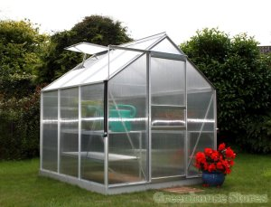 Grow Master 6x6 Greenhouse-1
